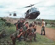 Australians Missing in Action in the Vietnam War